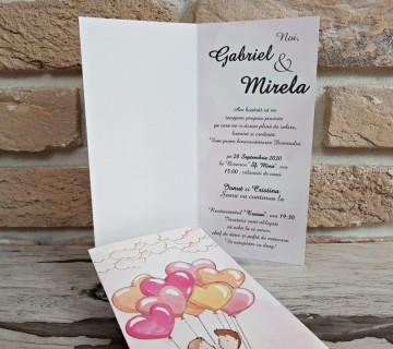 Poza Invitatie de nunta 2769. Poza 8202