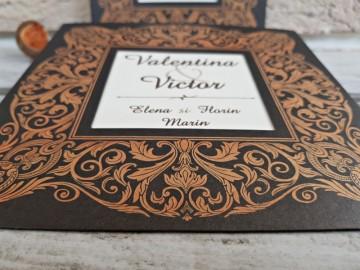 Poza Invitatie de nunta 2770. Poza 8206