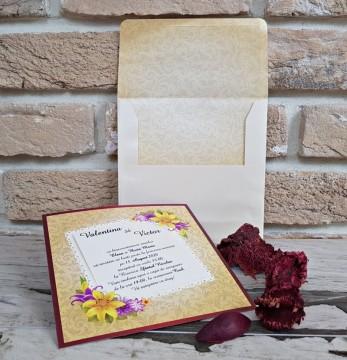 poza Invitatie de nunta 2774