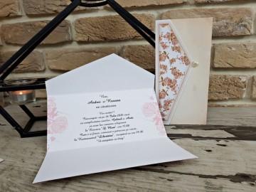 Poza Invitatie de nunta 2778. Poza 8236