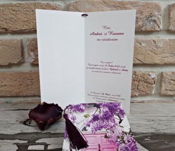 Poza Invitatie de nunta 2780. Poza 8243