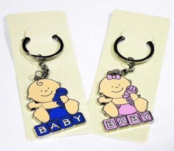 poza Marturie breloc Baby Boy / Baby Girl