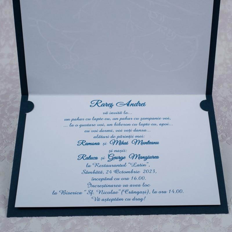 Invitatie de botez 8012. Poza 5558