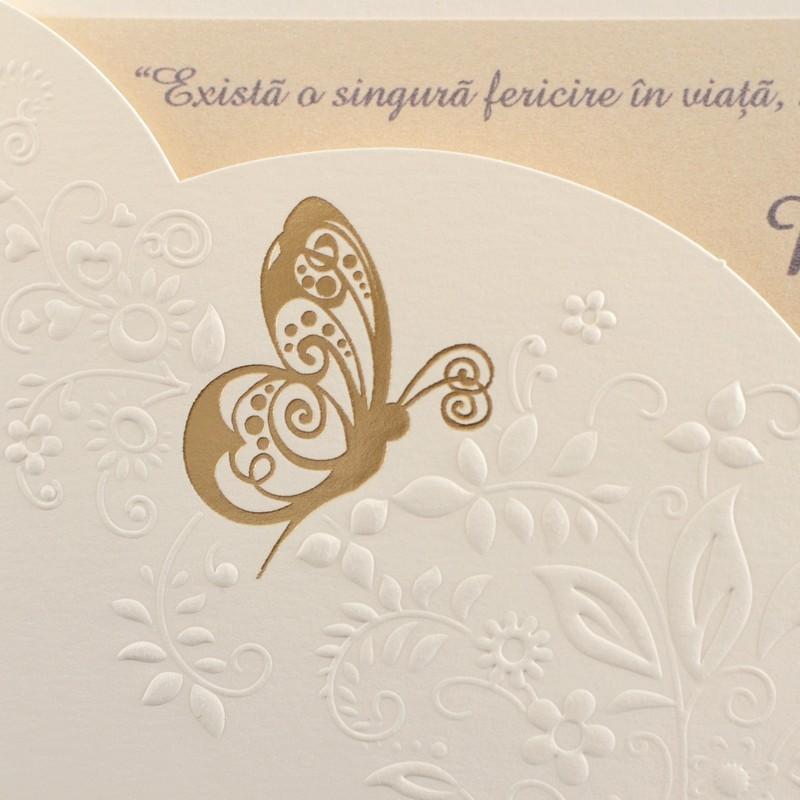 Invitatie de nunta 1121. Poza 6789