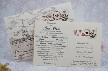 poza Invitatie de nunta 2180