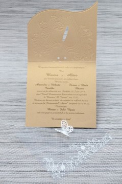 Poza Invitatie de nunta 1116. Poza 6761