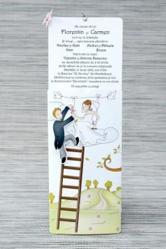 Poza Invitatie de nunta 1119. Poza 6782