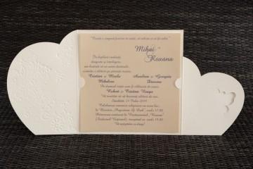 Poza Invitatie de nunta 1121. Poza 6791