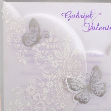 Poza Invitatie de nunta 1122. Poza 6799