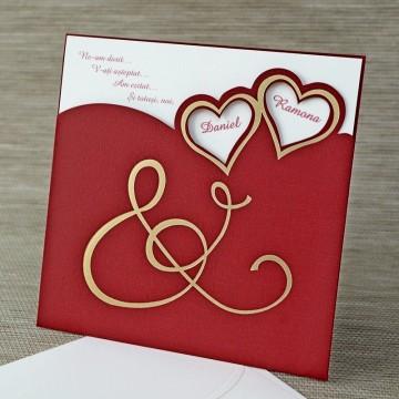 Poza Invitatie de nunta 1129. Poza 6824