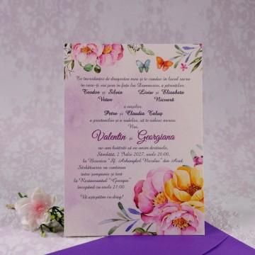Poza Invitatie de nunta 2210. Poza 6966