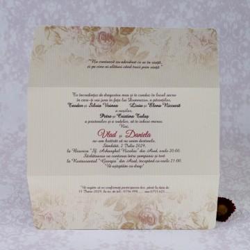 Poza Invitatie de nunta 2211. Poza 6976