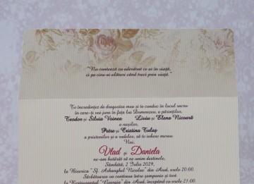 Poza Invitatie de nunta 2211. Poza 6977