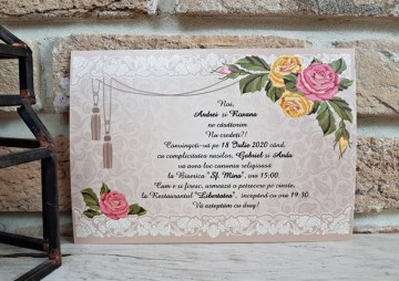 poza Invitatie de nunta 2744