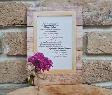 poza Invitatie de nunta 2748